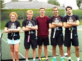 Tennis Marathon in aid of Prostate Cancer UK