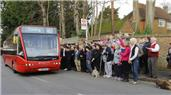 465 Bus Route Saved