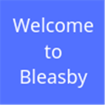 Bleasby Community Website